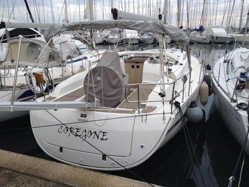 Zeilboot Bavaria Cruiser 36 · 2011