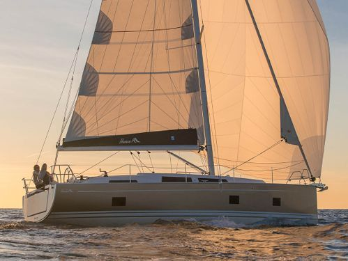 Sailboat Hanse 418 (2020)