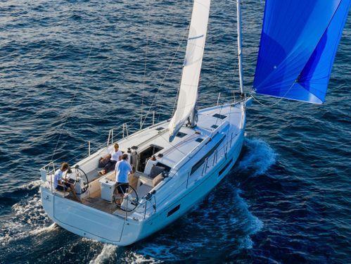Barca a vela Beneteau Oceanis 40.1 · 2021