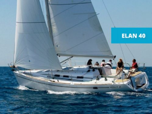 Sailboat Elan 40 · 2001