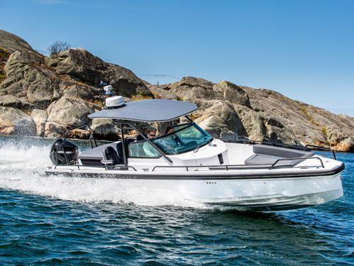 Motorboot Axopar 28 TT (2017)