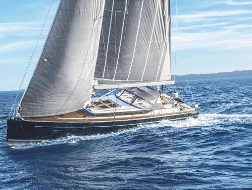 Barca a vela Bavaria C57 · 2021