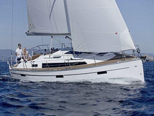 Sailboat Bavaria Cruiser 37 · 2020