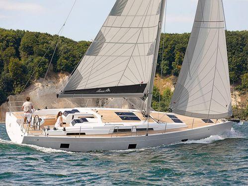 Barca a vela Hanse 458 (2021)