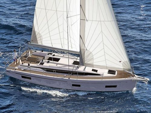 Barca a vela Bavaria Cruiser 38 · 2021