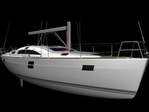 Sailboat Elan Impression 45.1 · 2021