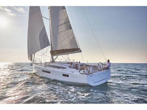 Sailboat Jeanneau Sun Odyssey 410 (2021)