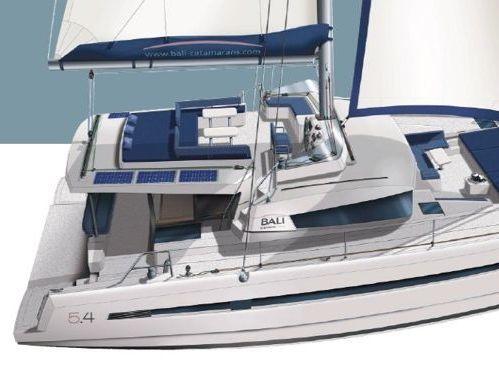 Catamaran Bali 5.4 · 2021