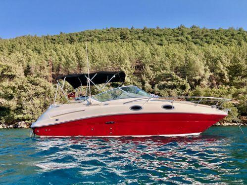 Motorboot Sea Ray 240 Sundancer · 2006