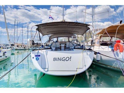 Sailboat Elan Impression 50 · 2017