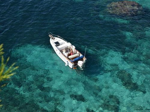 Speedboat Gobbi 225 S · 1990