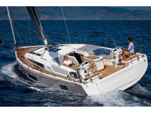 Sailboat Beneteau Oceanis 46.1 (2020)