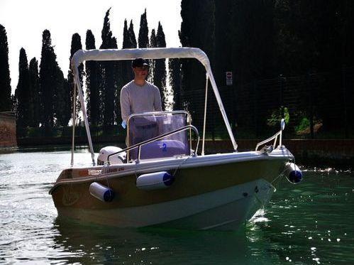 Speedboat Marino Atom 450 · 2020