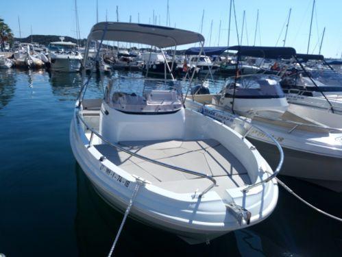 Speedboot Jeanneau Cap Camarat 5.5 CC · 2017