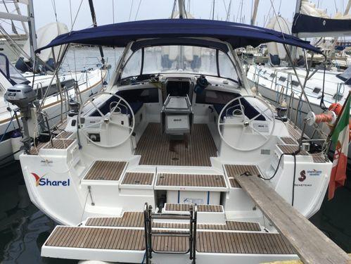Zeilboot Beneteau Oceanis 48 · 2015
