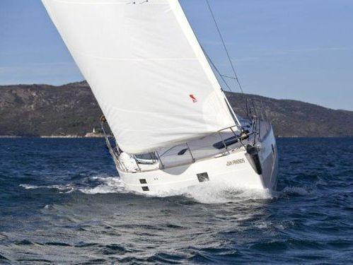 Barca a vela Elan Impression 45 · 2017