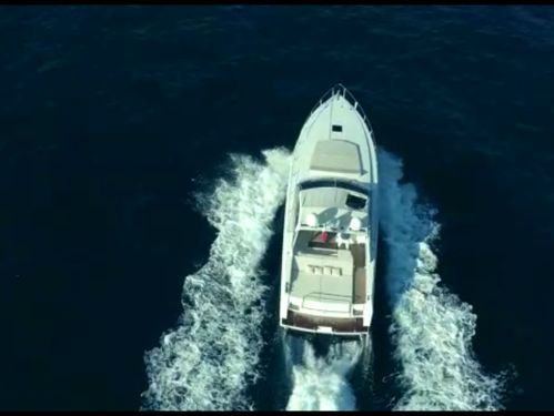 Imbarcazione a motore Ferretti 47a · 1990