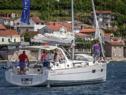 Segelboot Beneteau 38 · 2015