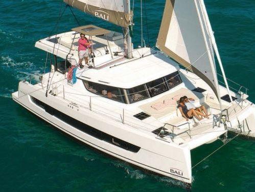 Catamaran Bali Catspace (2021)