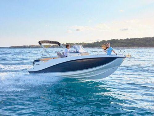 Imbarcazione a motore Quicksilver Activ 605 Open (2021)