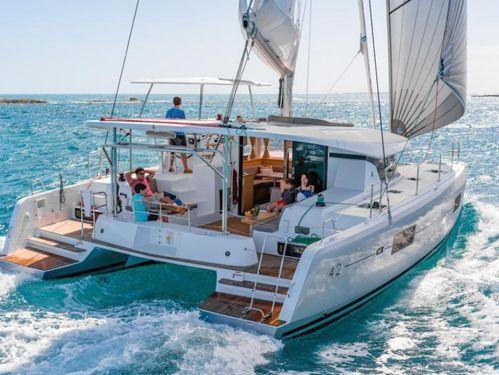 Catamaran Lagoon 420 · 2020