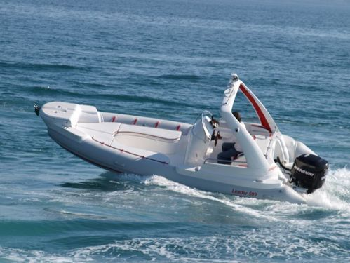 RIB Ris Marine Excusive 599 · 2021