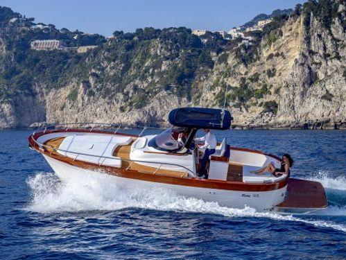Motorboat Mimi Libeccio (2021)