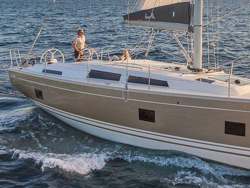 Sailboat Hanse 418 · 2021