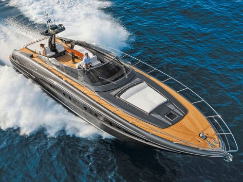 Motorboat Riva 63 Virtus · 2011