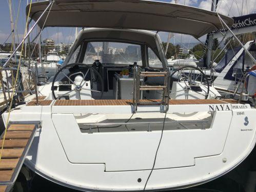 Segelboot Beneteau Oceanis 45 · 2015