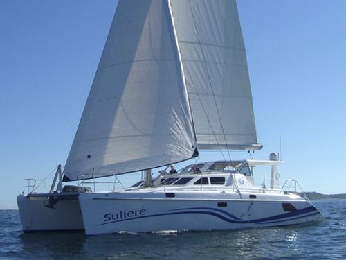 Catamaran St. Francis 50 · 2010