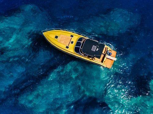 Motorboat Cranchi Mediterranee 40 · 1992