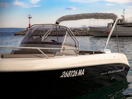 Motoscafo Atlantic Marine 670 Open · 2020