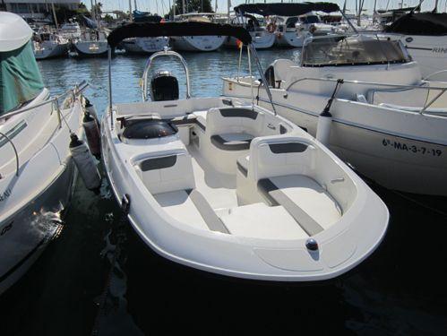 Speedboot Bayliner Element E 6 · 2020