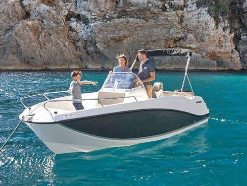 Speedboat Quicksilver Activ 505 Open (2016)