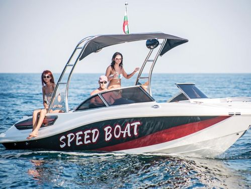 Speedboot Mercan 24 · 2021