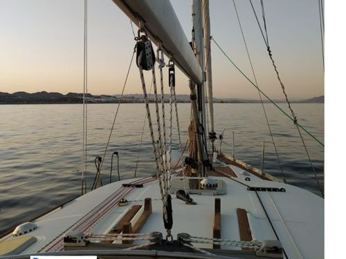 Sailboat Jeanneau Sun Odyssey 43 DS (2000)