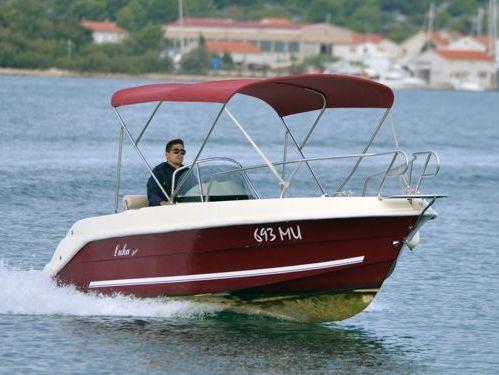 Speedboat Abaco 21 Open (2011)