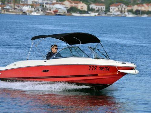 Speedboat Bayliner 175 Bowrider (2015)