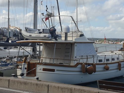 Motorboat Menorquin 180 · 2005