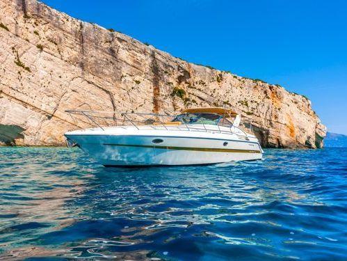 Motorboat Cranchi Mediterranee 41 · 2002