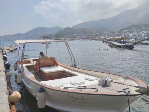 Imbarcazione a motore Ilver Mirable 41 · 2002