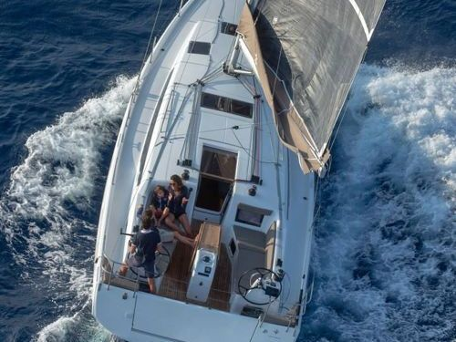 Barca a vela Jeanneau Sun Odyssey 410 · 2021