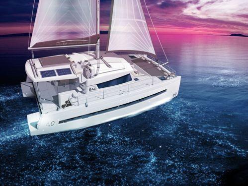 Catamaran Bali 4.0 · 2017