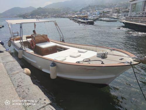 Sportboot Milano Aprea Lancia 32 Open (1999)