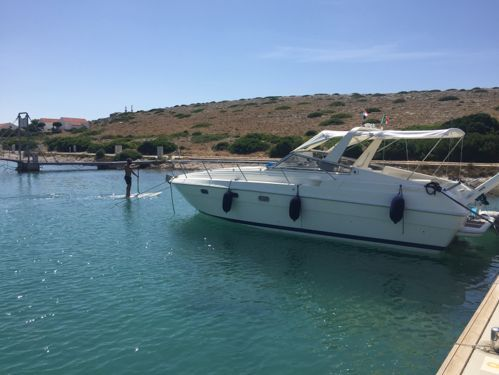 Imbarcazione a motore Fiart 32 · 1991