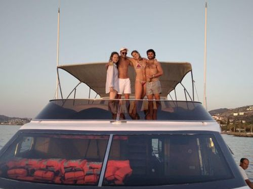 Motorboot Aegean Builders Custom Built · 2000