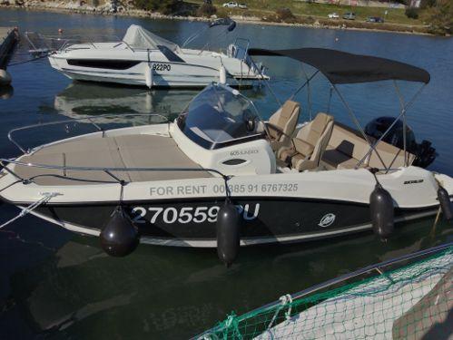 Speedboat Quicksilver 605 SD (2021)