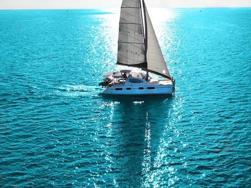 Catamaran Leopard 46 · 2011