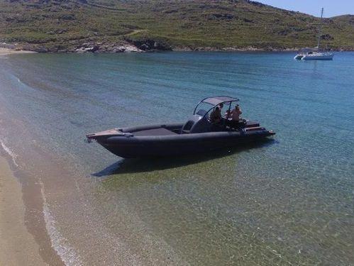 RIB Bell Marine Rock 36 · 2018